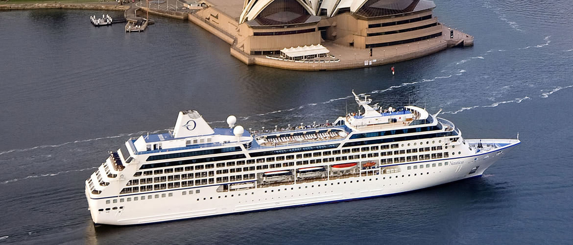 Oceania Cruises - Coral Sea Crossing