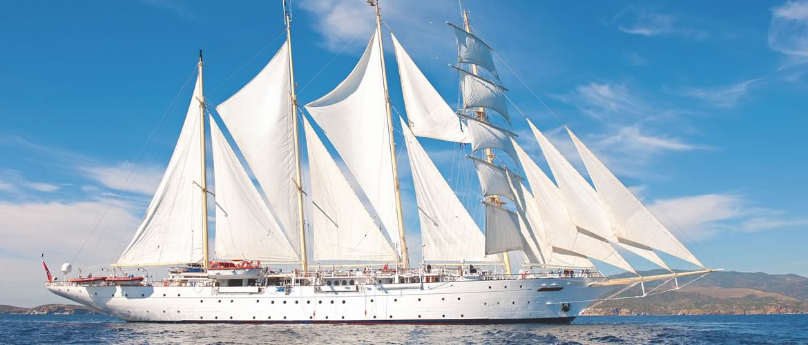 Star Clippers - Caribbean and British Virgin Islands