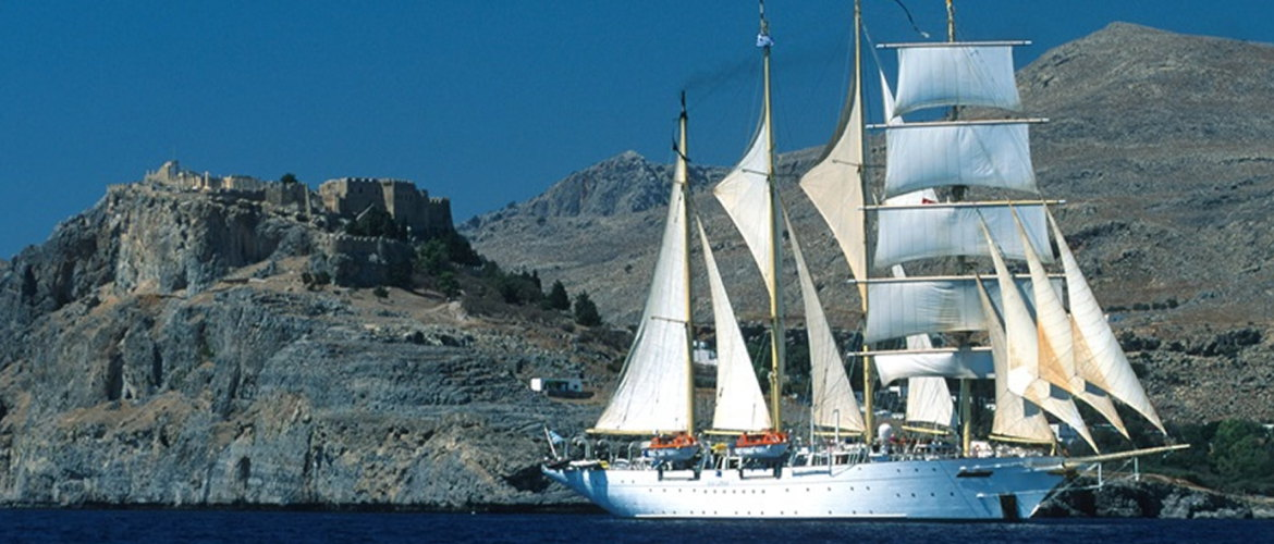 Star Clippers - North Cyclades