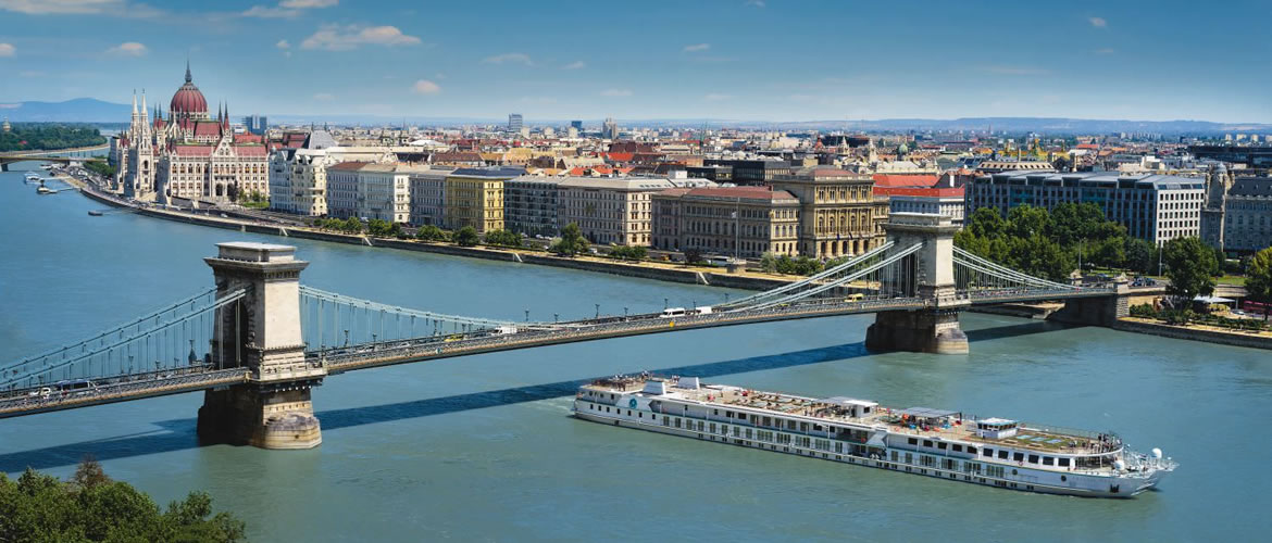 Crystal Cruises - Treasures of the Danube