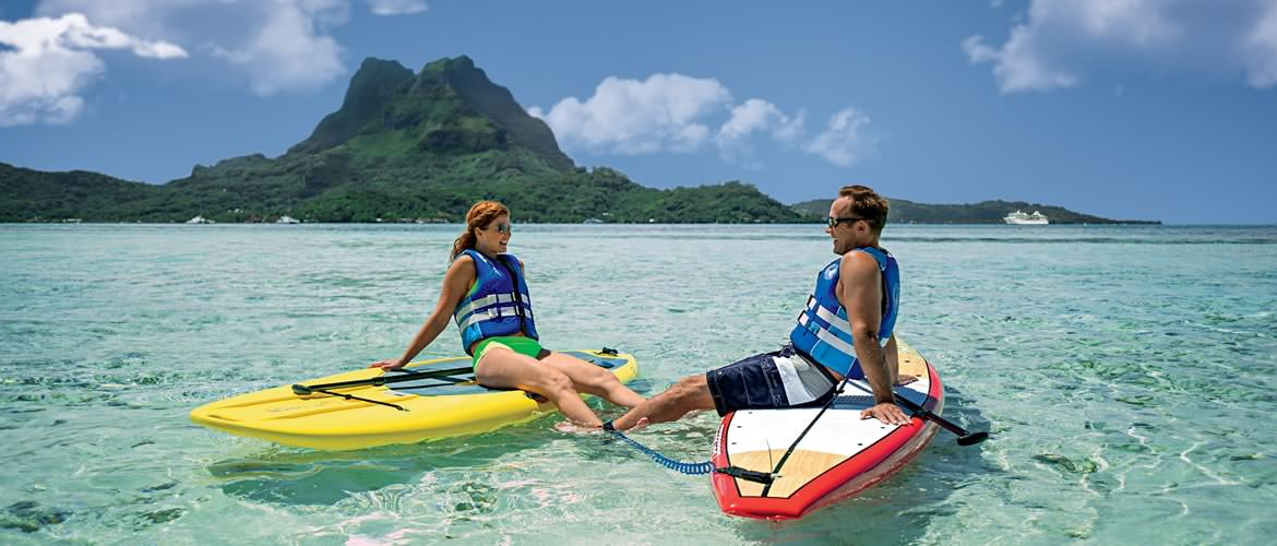 Paul Gauguin Cruises - Tahiti, the Society Islands & Tuamotus