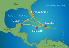 Royal Caribbean International - Western Caribbean Cruise